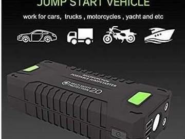 Sell: Portable Jump Starter