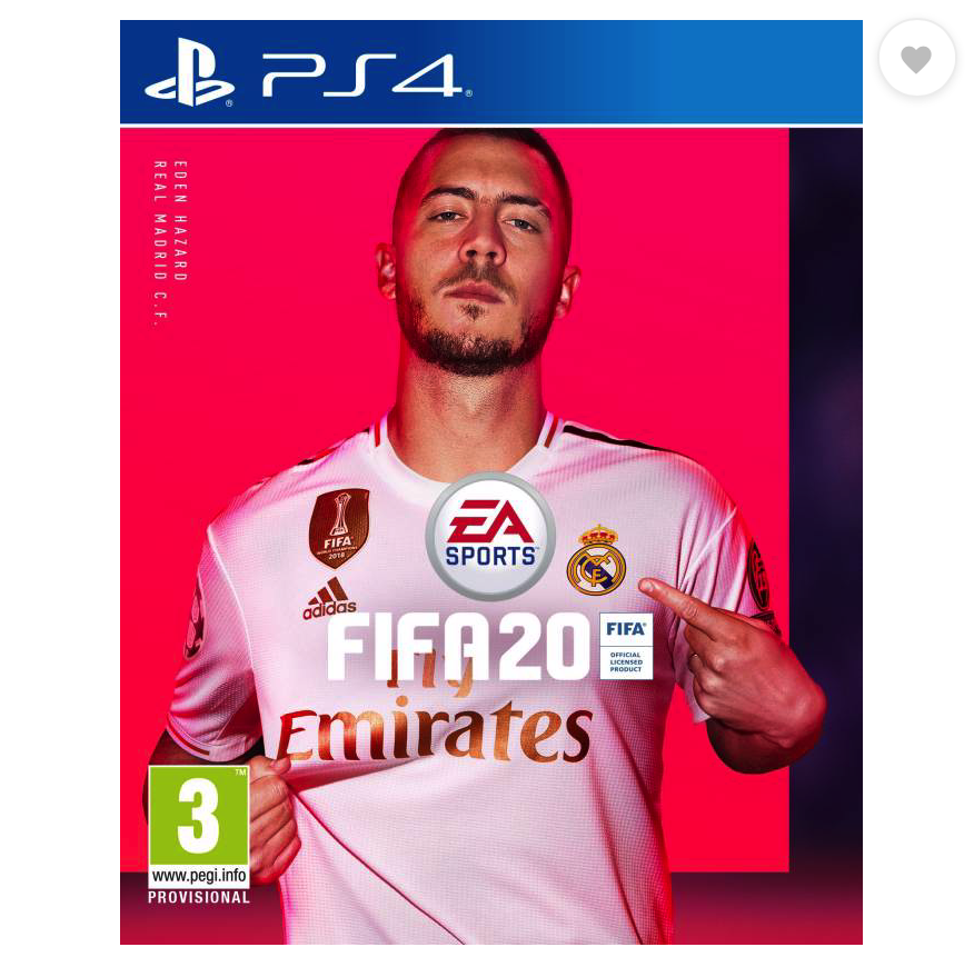 FIFA 20  (for PS4)