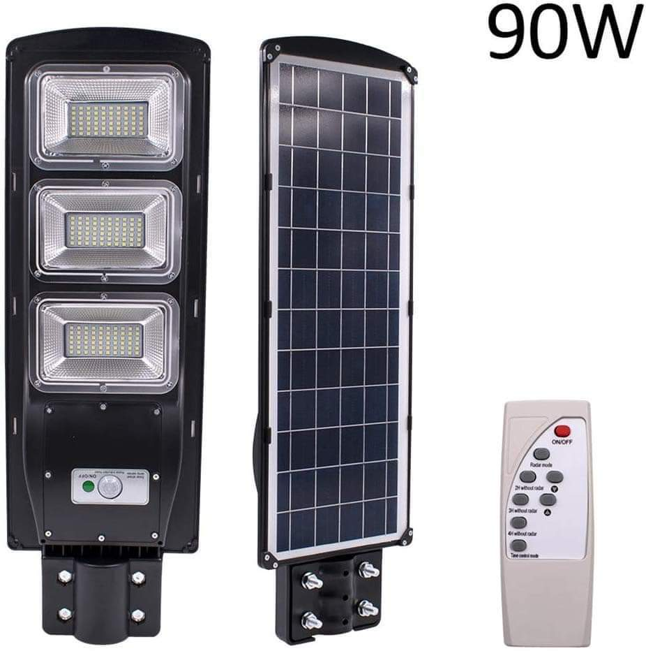 90w Outdoor Solar Street Light