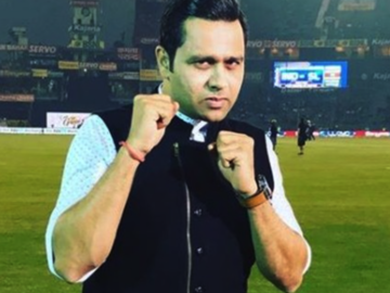 Book: Aakash Chopra