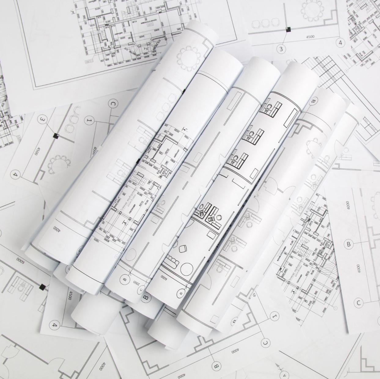 Apartment plans (demo)