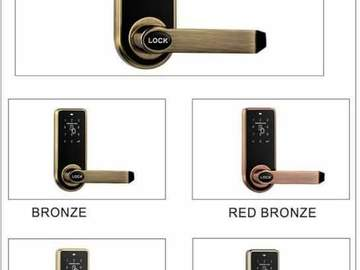 4 in 1 Smart Locks