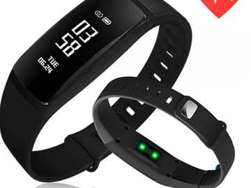 Sell: Heart Rate & Blood Pressure Smart Bracelet