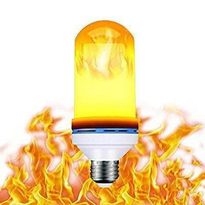 LED Flame Lightbulb