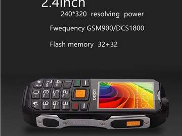 Rugged Cell Phone