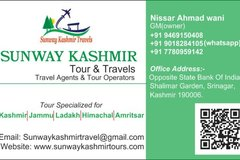 Offering Services: Sunway Kashmir cab services