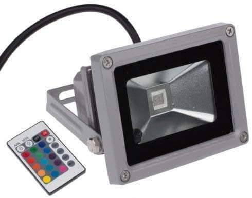 Multicolor LED Projector Light