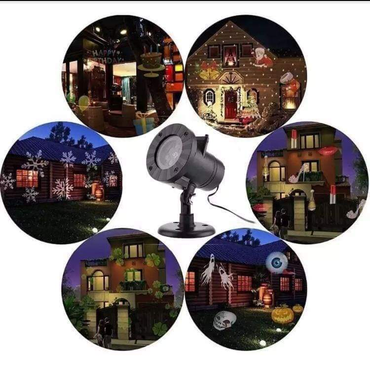 Decorative LED Projector Light