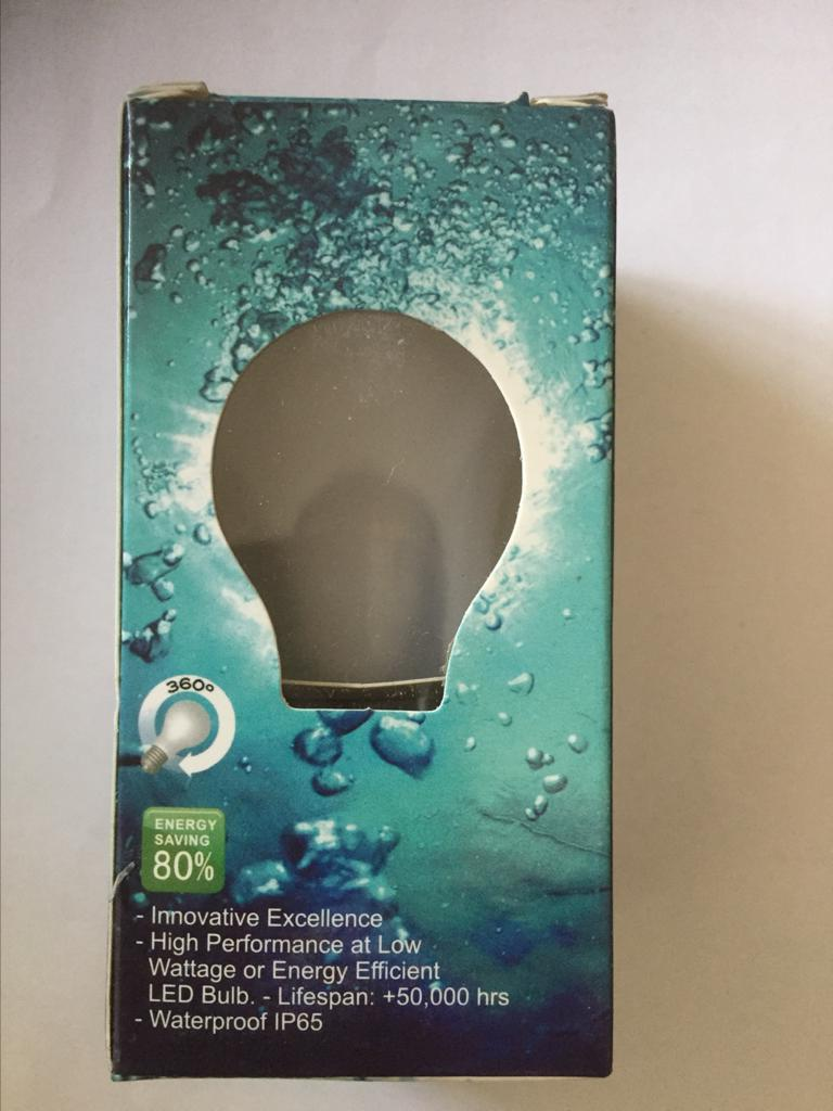 Liquid Cooled LED bulbs