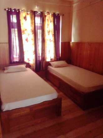 Renting out: Yalley homestay Sikkim and Darjeeling