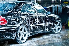 Project without online payment: Car Washing