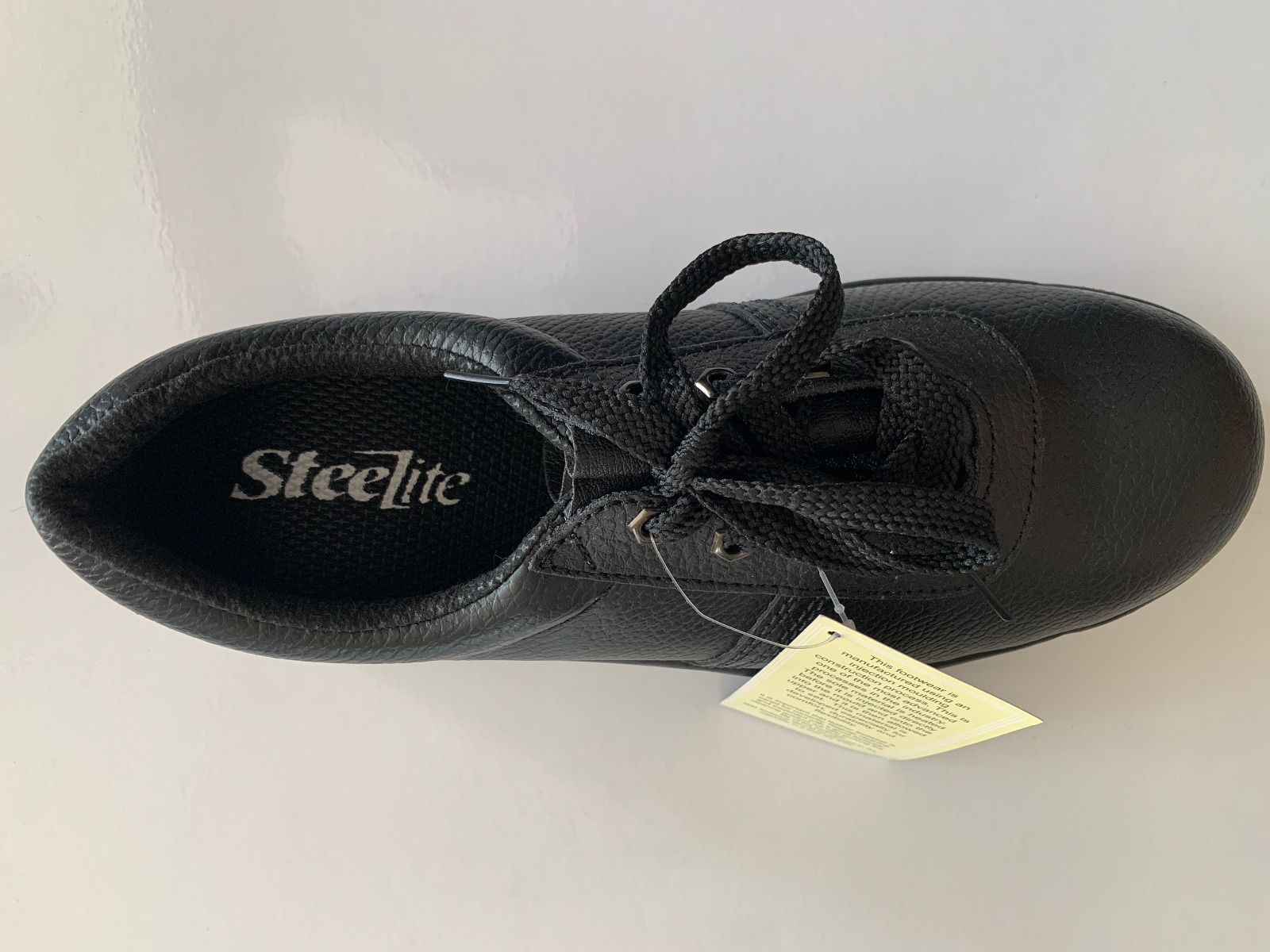 Steeltoe Work Shoe (size 10)