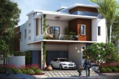 Selling: Villa wiht Car Parking