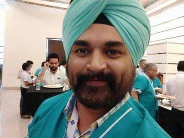 Veterinary: Dr Ravinder Singh