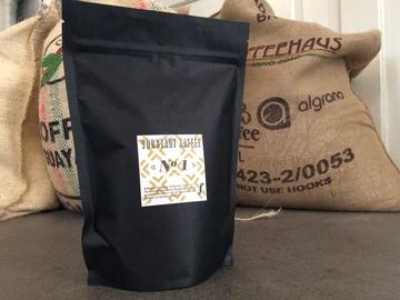 Nº 1 - Kaffeebohnen ganz/gemahlen - 250 gr.
