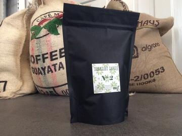 Nº 2 - Kaffeebohnen ganz/gemahlen - 500 gr.