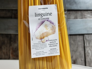 Produkte: Linguine al Limone