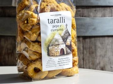 Produkte: Taralli Pepe e Curcuma