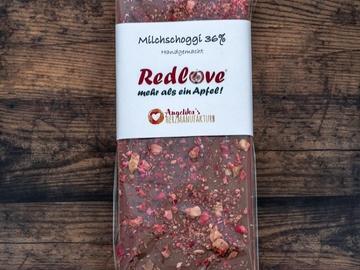Produkte: Redlove-Schoggi