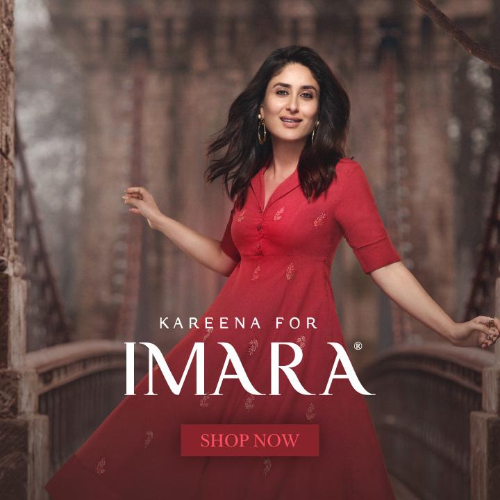 Imara Kurta - Worn By Kareena Kapoor in the Picture