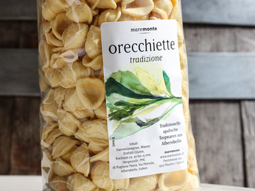Products: Orecchiette