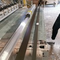 Project without online payment: Spraying aluminium profiles