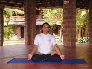 Yoga Expert: Joseph Sham