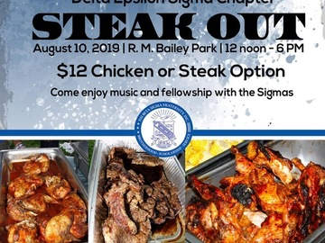 Event: STEAK OUT