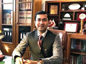 Lawyers: Advocate Jagdeep Pal Singh Randhawa