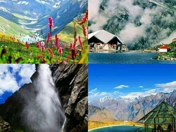 Offering Services: Valley of flowers Trek