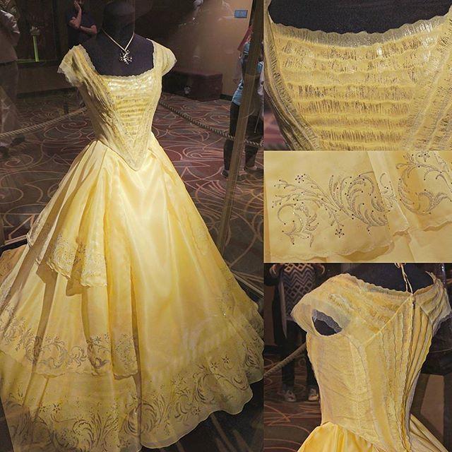 Beauty and The beast Dress