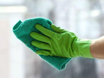 Empleada doméstica: Limpieza en general de casas oficinas. etc.