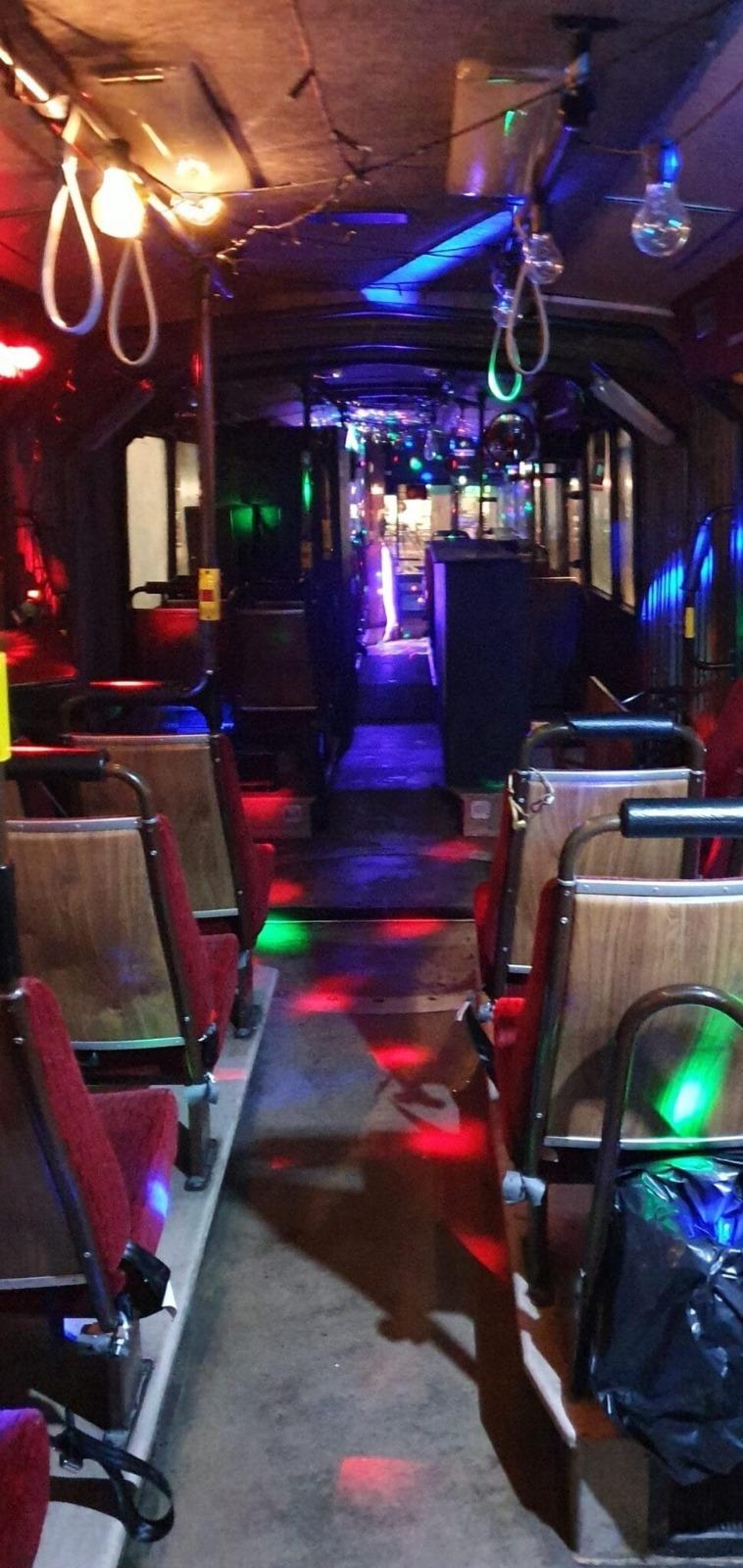 18m ledbuss I stockholm