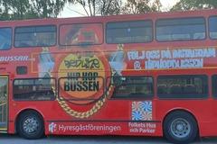 Tjänstebokningar: Nya Hip Hop bussen stockholm