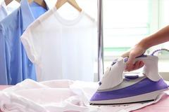 Empleada doméstica: Lavado y planchado, limpieza de hogar y oficinas