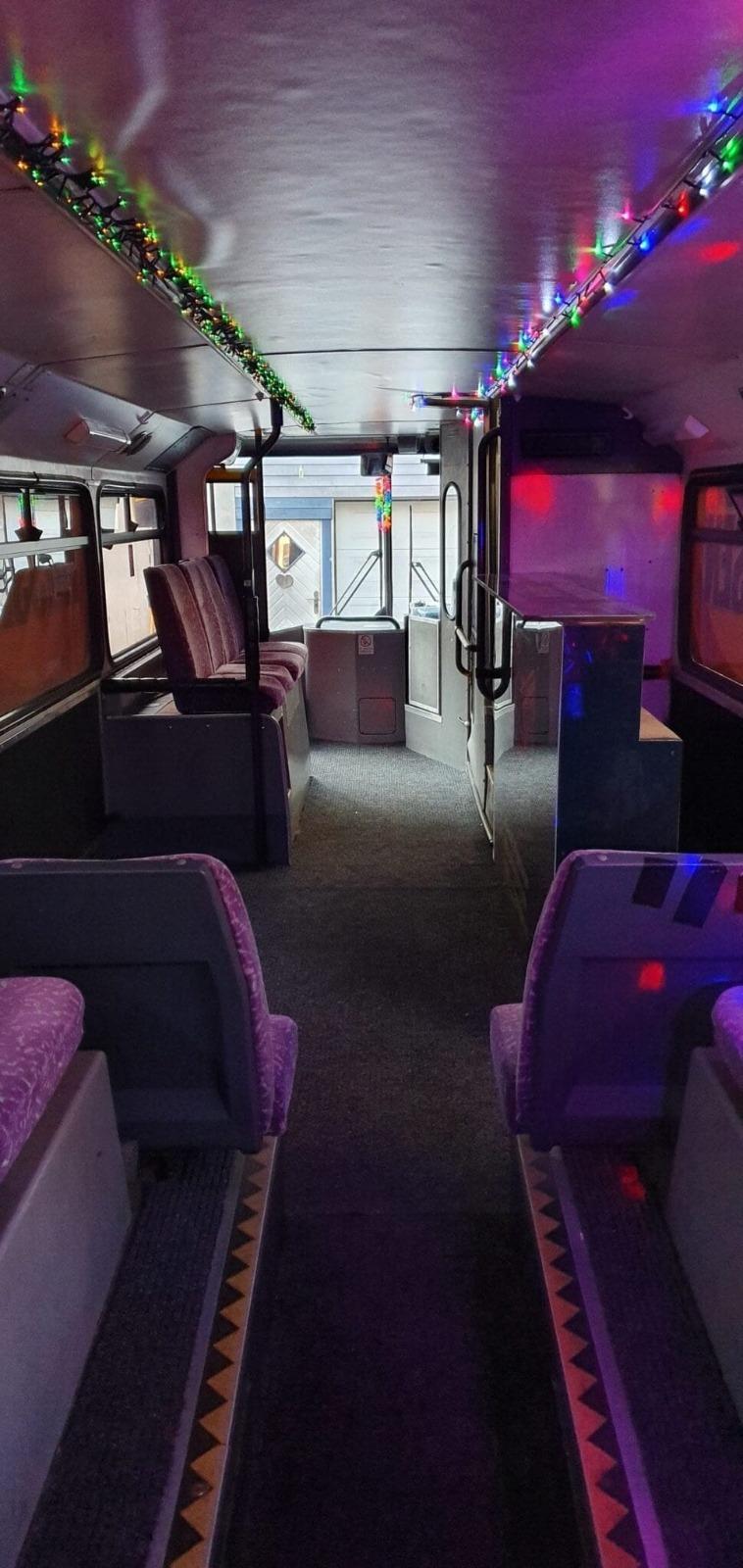 Nya Hip Hop bussen stockholm