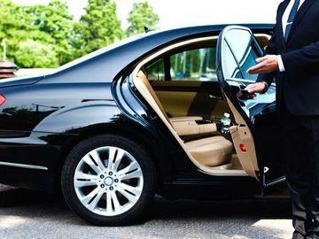 Auto particular: Transporte particular con previa reserva
