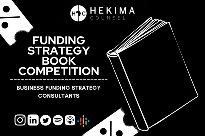 Project with online payment: [Book Competition] Funding Strategy