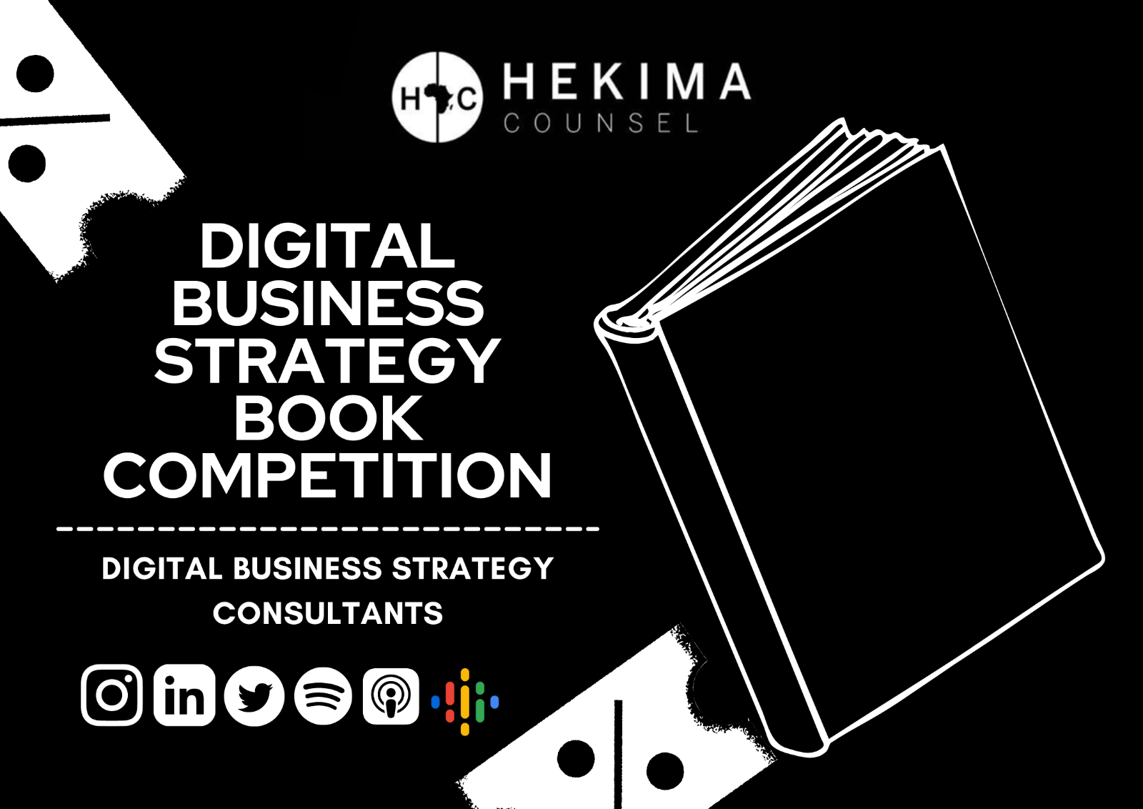 [Book Competition] Digital Business Strategy