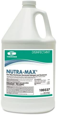 Nutra-Max Disinfectant (12 oz)