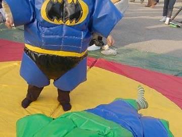 Övrig bokningstyper: Superhjältedräkter - Batman & Ninja turles