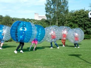 6 Bubbleball - Barn