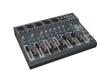Övrig bokningstyper: Behringer XENYX 1202 (Mixerbord)