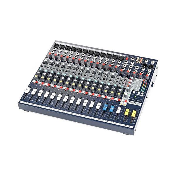 Soundcraft EFX 12 (Mixerbord)