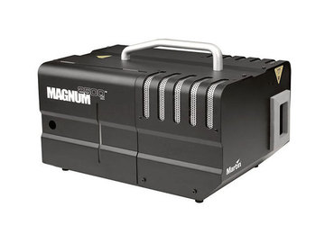 Övrig bokningstyper: Magnum 2500 hazer