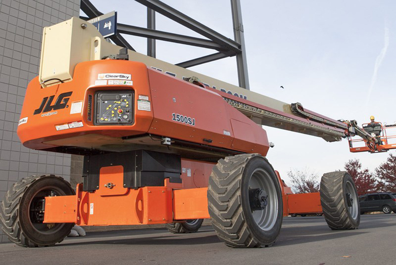 Telescoping Boom Lift, 150'