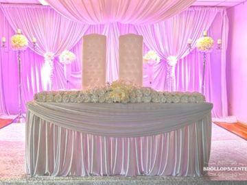 Övrig bokningstyper: Brudparstolar till er bröllopsdag