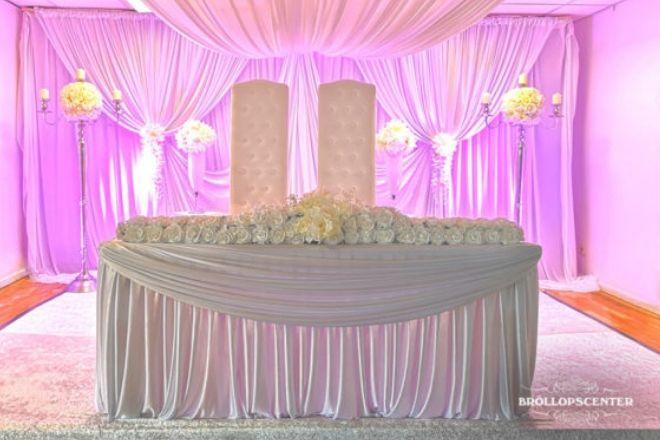 Brudparstolar till er bröllopsdag