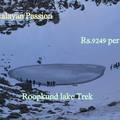 Offering Services: Roopkund Trek