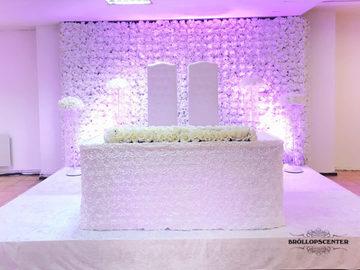 Övrig bokningstyper: Flower Wall – Blomstervägg till er bröllopsdag